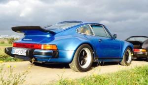 930 Turbo blau